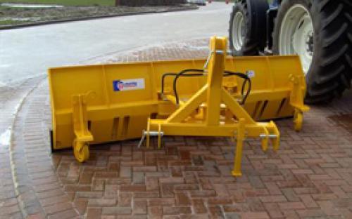 Angle Snow Plough